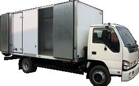 Промтоварные фургоны